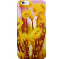 flower macro iPhone Case/Skin