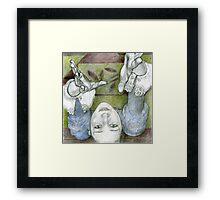 Alise Framed Print