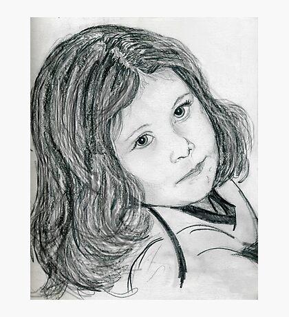 My Baby Girl Photographic Print