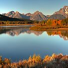 A Teton Morning by Gary Lengyel