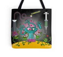 Mutant Toad Tote Bag