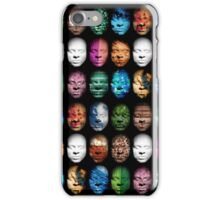 Mask No.6 - Abstract Digital Art iPhone Case/Skin