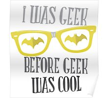 Geek Pride - Batman Poster