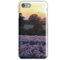 Off to roost for the night iPhone Case/Skin