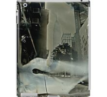 Empire State Building Tintype iPad Case/Skin