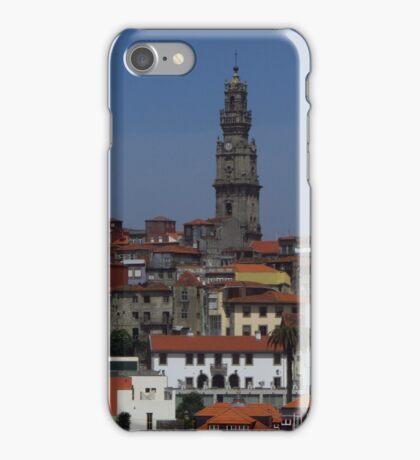 Torre dos Clerigos, Porto iPhone Case/Skin