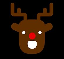Rudolph the Red-Nosed Reindeer by gpop