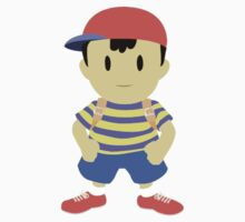 Ness One Piece - Short Sleeve