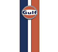 Gulf tribute by Xavi Gomez Simo