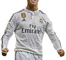Cristiano Ronaldo by Enriic7