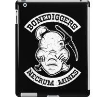 Bonediggers iPad Case/Skin