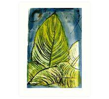 My Uganda-  Tiger Lily Art Print