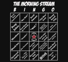 TMS Bingo - on Dark Kids Clothes