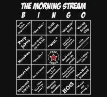 TMS Bingo - on Dark One Piece - Short Sleeve