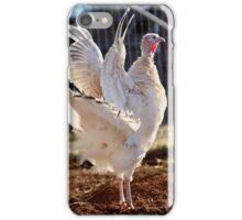 Clementine's first day of freedom iPhone Case/Skin