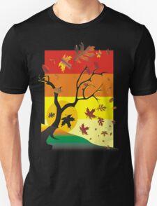 Fall - Autumn Scene T-Shirt