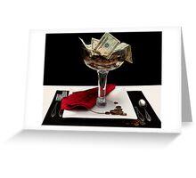 Dessert  Anyone! Greeting Card