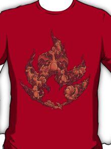 PokeDoodle - Fire T-Shirt