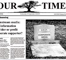 Our Times News by Poderiu ^