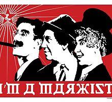 I'm A Marxist by Tortugagraphix