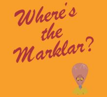 Where's the Marklar? by ethanfa
