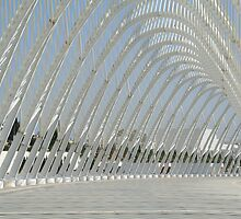 Calatrava's magic. by Anna Goodchild