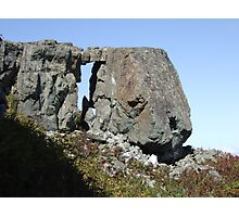 Arch at Silver Star Mountain II Photographic Print