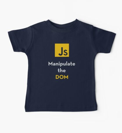 Javascript - Manipulate the DOM Baby Tee