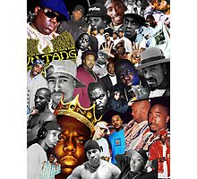 90s Rap Photographic Print