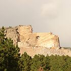 Crazy Horse 3 by eltotton