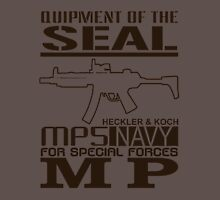 SEAL FORCES Unisex T-Shirt