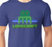 Lovecraft Minecraft Unisex T-Shirt
