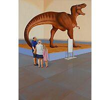 """Museum II (T-Rex)"" Photographic Print"
