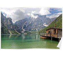 Lake Braies Poster