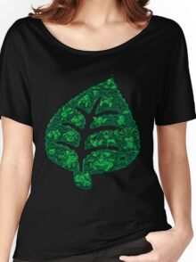 PokeDoodle - Grass Women's Relaxed Fit T-Shirt