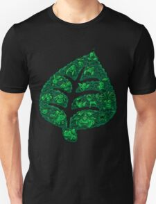 PokeDoodle - Grass Unisex T-Shirt