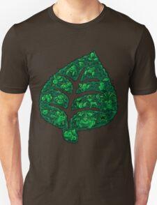 PokeDoodle - Grass Unisex T-Shirt