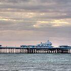 Llandudno Pier  by Rhubarbonline