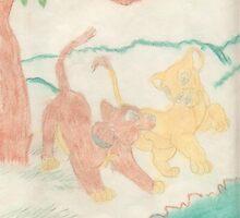 Lion King by Lori Gerdes