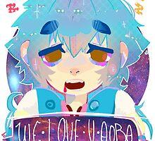 We Love You Aoba by highjinkx