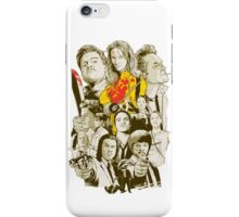 Tarantino Collection iPhone Case/Skin