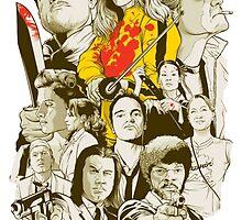 Tarantino Collection by Kiwimaa