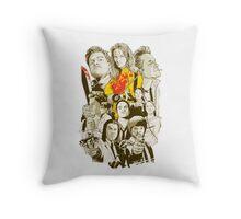Tarantino Collection Throw Pillow