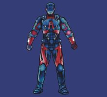 The A.T.O.M Suit by jerrybenjamin