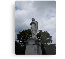 Solitary Angel Metal Print