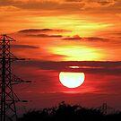 Sunset 02 29-09-09 by Sharon Perrett