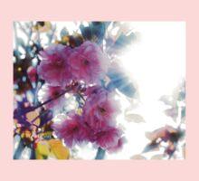 Spring Pink  Kids Tee