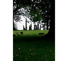 Grave Hill Photographic Print