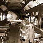 Train Sepia by crystaldreams