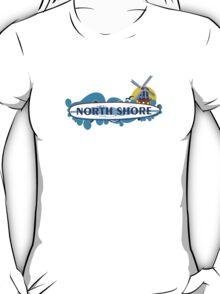 North Shore - Long Shore. T-Shirt